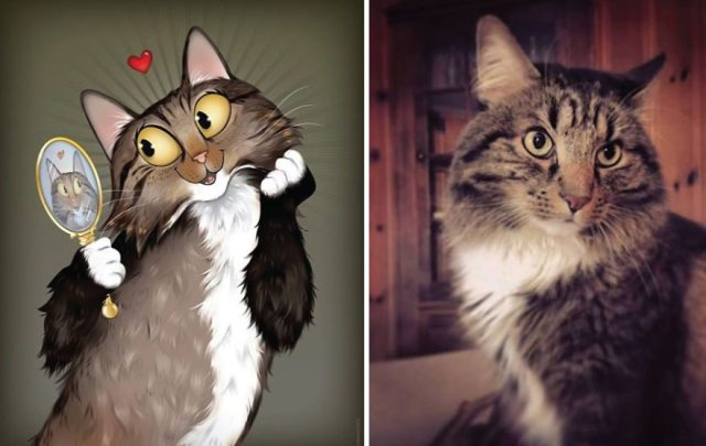 I-draw-pet-portraits-inspired-by-how-their-owners-describe-them-chris-beetow-2
