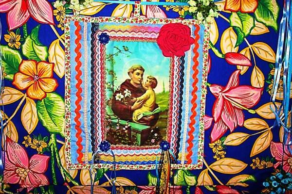 Santo Antonio imagem que acompanha uma trezana rezada em homenagem a Santo Antonio na Bahia-thumb-600x400-16054